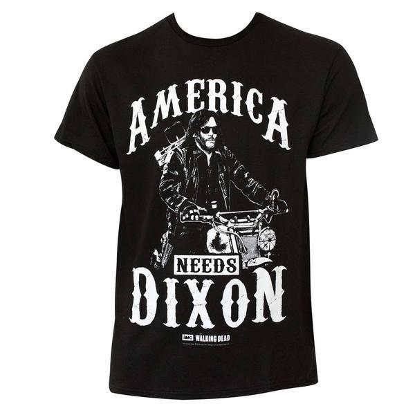 Walking Dead America Needs Dixon T-Shirt 21254850