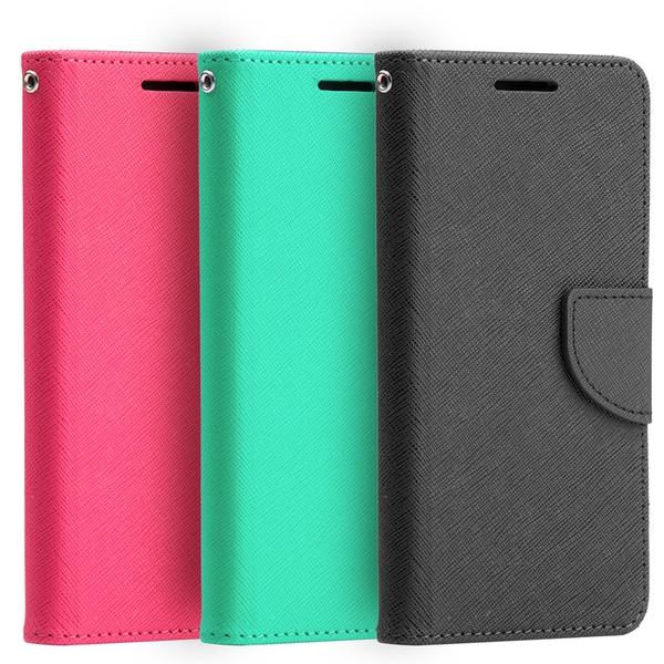 LG V20 Black Diary Wallet