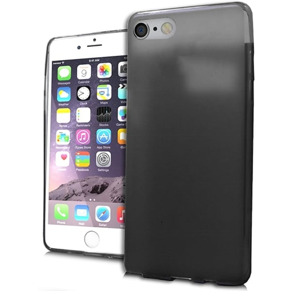 iPhone 7 Black Polycarbonate Case