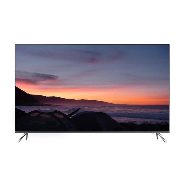 Samsung UN55KS800DFXZA Refurbished 55-inch 4K SUHD Smart LED HDTV with Wi-Fi