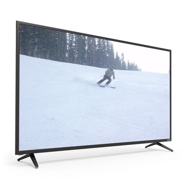 Vizio Black 50-inch 4K Refurbished Smart LED TV