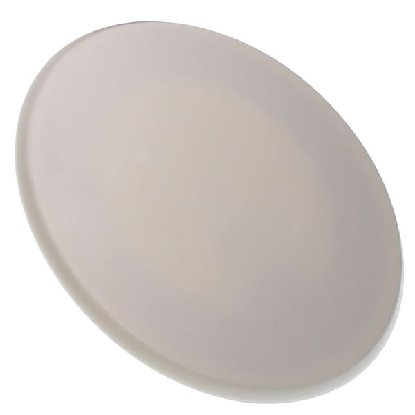 "Ultra Hardware 57705 5"" White Wall Protector Plate"