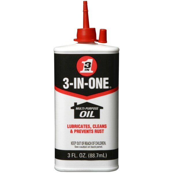 3 IN ONE 10035 3 Oz 3-In-One Oil Lubricant Drip C