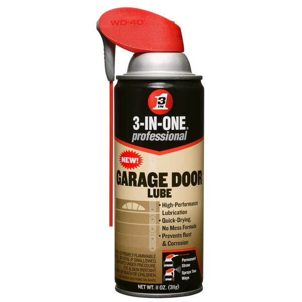 3 IN ONE 10058 11 Oz 3-In-One Garage Door Lube