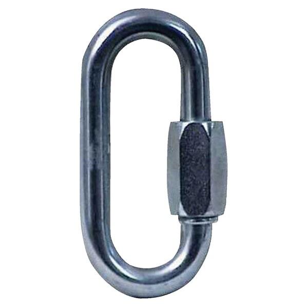 """Campbell T7645156V 1/2"""" Zinc Quick Link"""