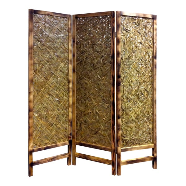 Entwine 3-panel Screen