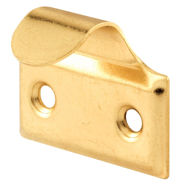 Prime Line F2540 Brass Plated Window Sash Lift
