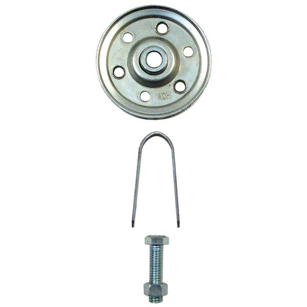 "Prime Line GD52109 3"" Pulley w/ Strap & Bolt"