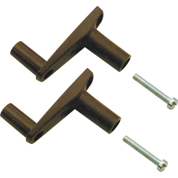 Prime Line R7000 Brown Plastic Crank Handle