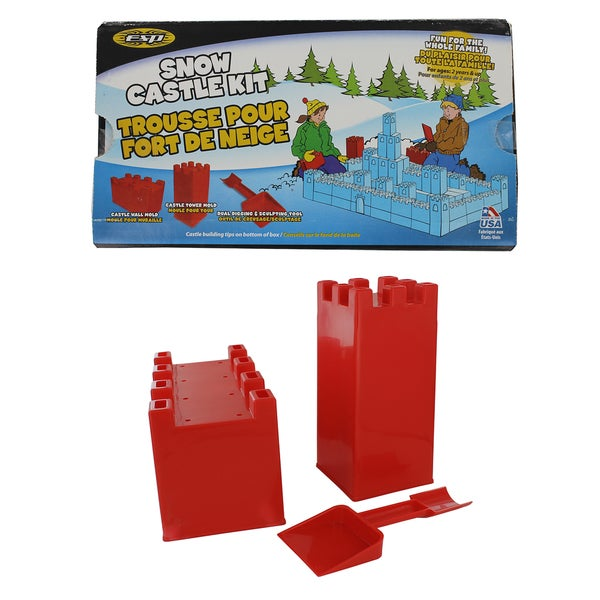 Emsco Group 53020 Snow Castle Maker Kit