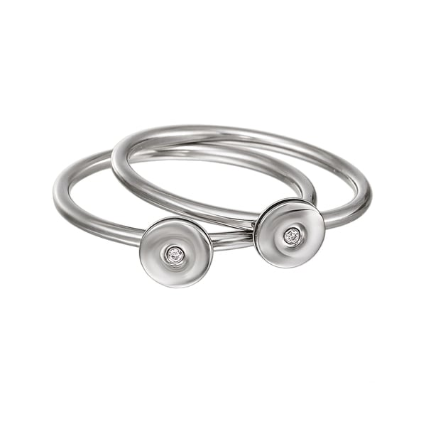 Calvin Klein Precious Women's Stainless Steel Fashion Ring 21273201