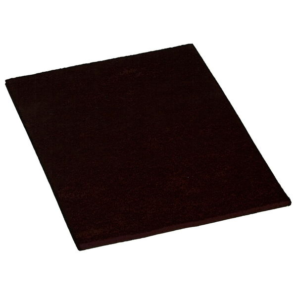 "Shepherd 9956 2 Pack 6"" X 4.5"" Surface Gard Felt Pad"