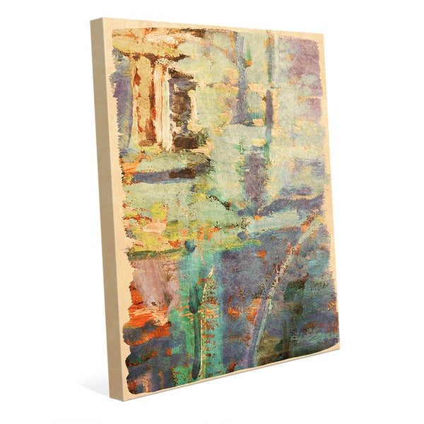 Box of Seafoam Memories Wall Art on Canvas