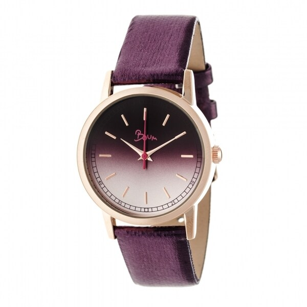 Boum Women's BOUBM3303 Ombre Plum Watch