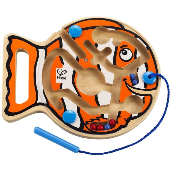 Hape Go-Fish- Go Maze