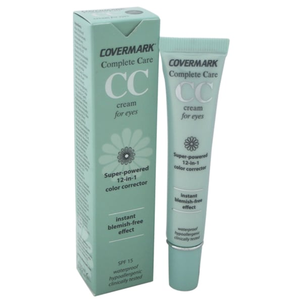 Covermark Complete Care 0.51-ounce CC Cream for Soft Brown Eyes