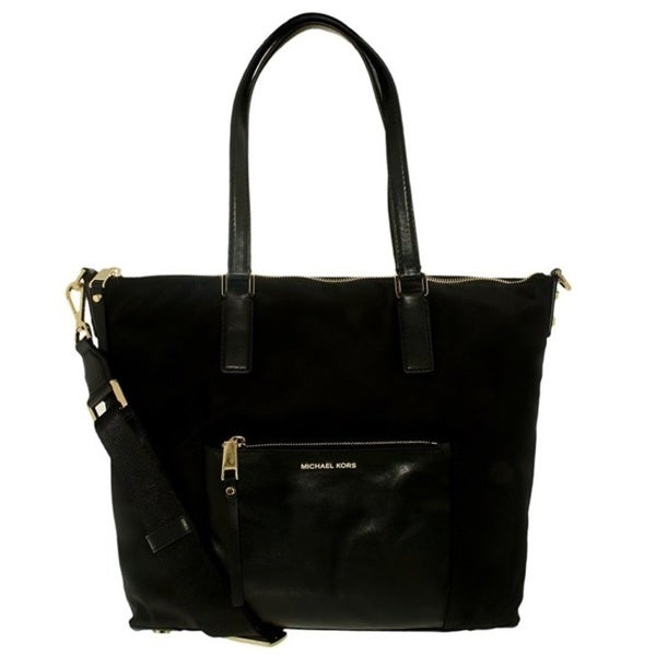 Michael Kors Black Ariana Large Tote Bag