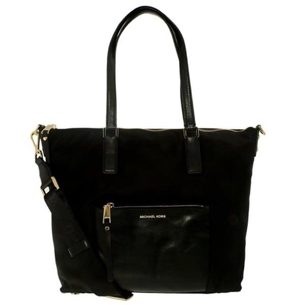 Michael Kors Black Ariana Large Tote Bag