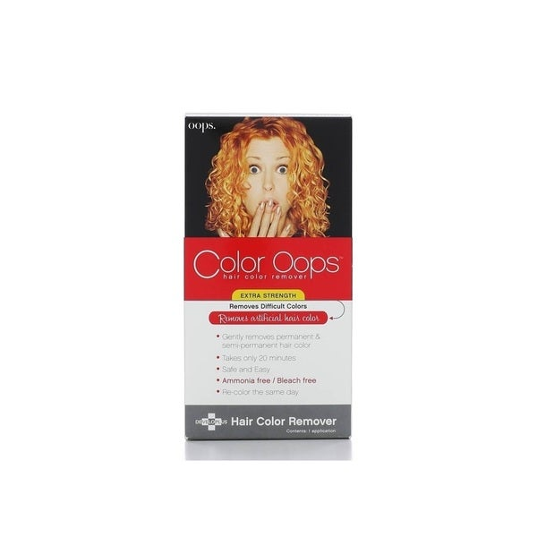 Color Oops Extra Strength Hair Color Remover (1 Application)
