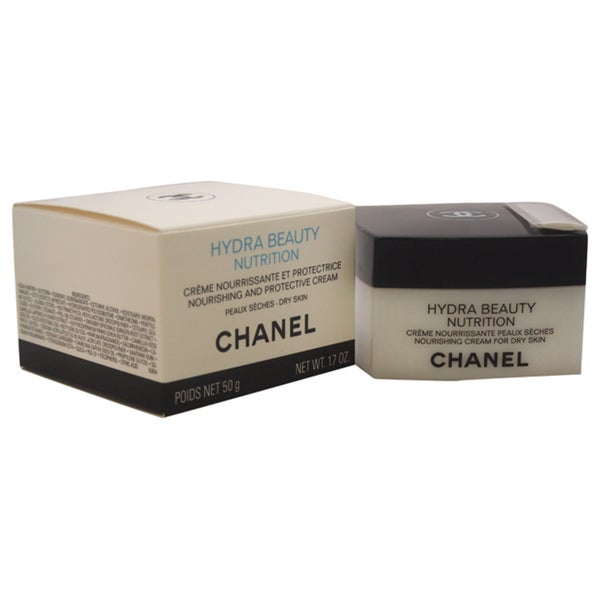 Chanel Hydra Beauty Nutrition 1.7-ounce Nourishing and Protective Cream
