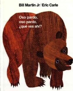 Oso Pardo, Oso Pardo, Que Ves Ahi? (Board book)