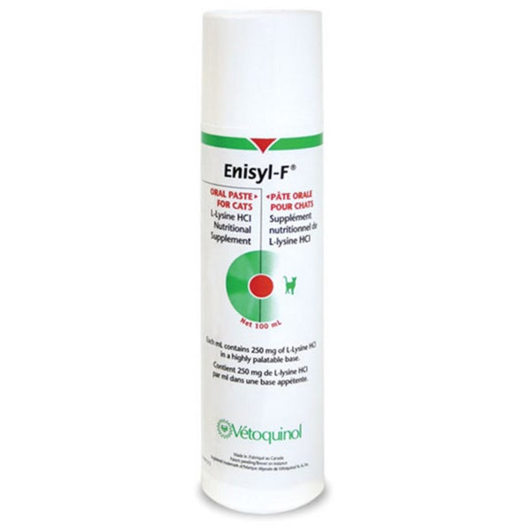 Enisyl-F Oral Cat Supplement Paste