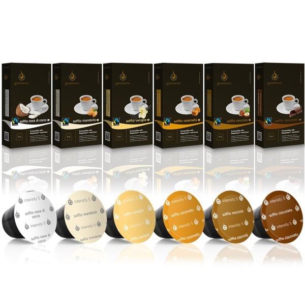 nespresso flavors inspirierendes design f r. Black Bedroom Furniture Sets. Home Design Ideas