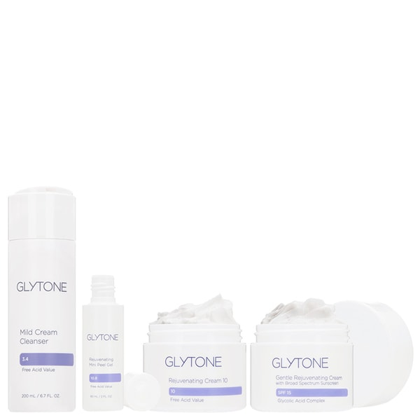 Glytone Rejuvenating System Normal to Dry Skin