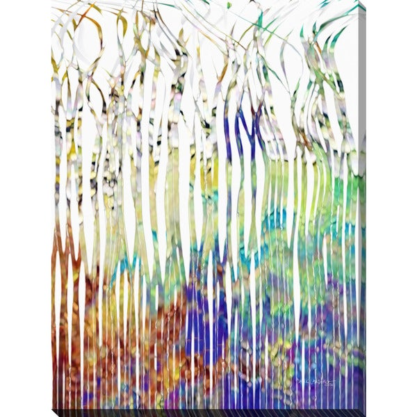 "Mark Lawrence ""The Prayer in the Garden II. Mark 14:32 II"" Giclee Print Canvas Wall Art"