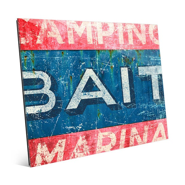 Bait Acrylic Wall Art
