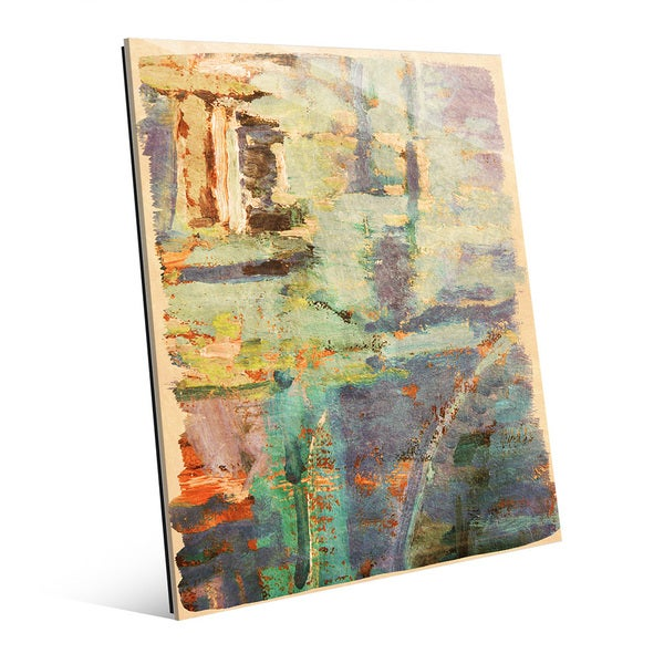 'Box of Seafoam Memories' Acrylic Wall Art