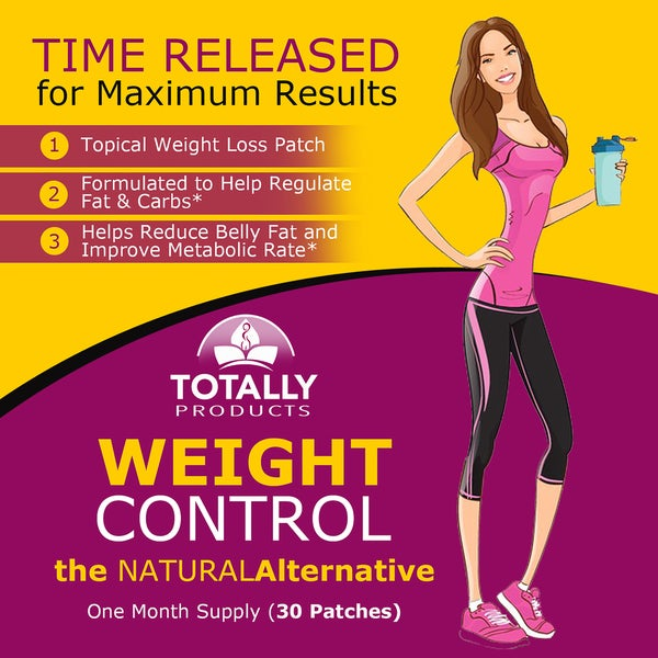 Weight Control Topical Weight Loss Patch