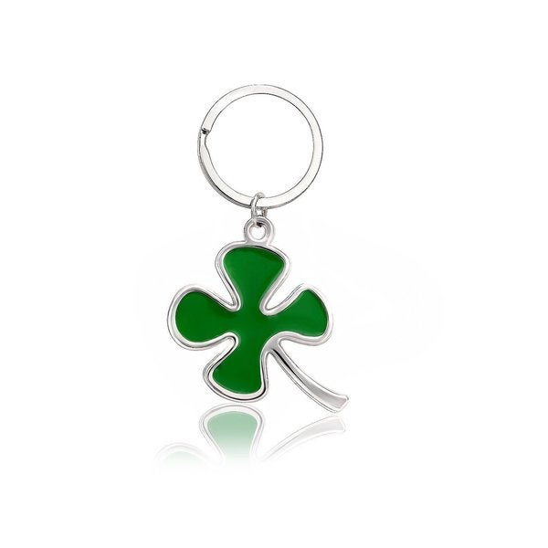 BeautyKo Four Leaf Clover Key Chain