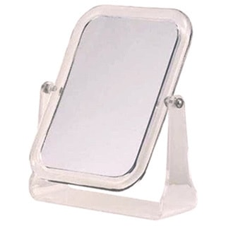 Acrylic Vanity Mirror with 3x Magnification
