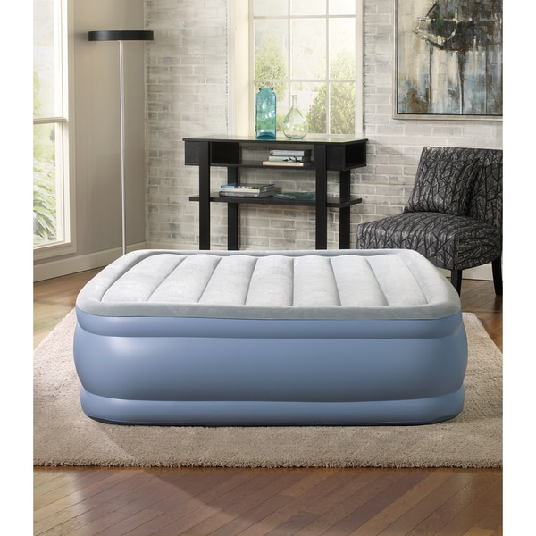 Simmons Beautyrest Plushaire 17-inch Queen-size Airbed