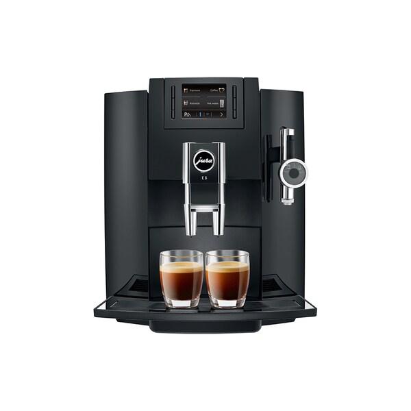 Jura E8 Super-Automatic Espresso Machine With P.E.P. 21297893