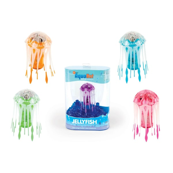 Hex Bug 460-4087 Jelly Fish Aquabot Assorted Colors