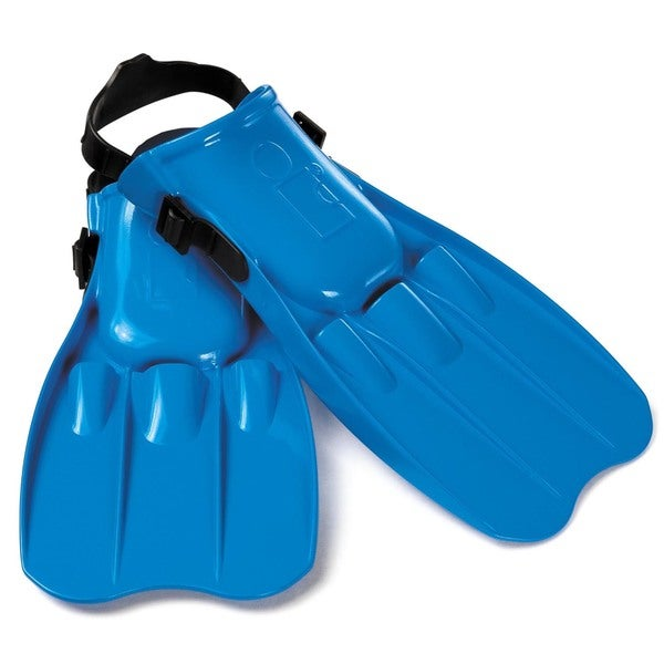 The Wet Set 55930 3 To 5 Size Junior Swim Fins Assorted Colors