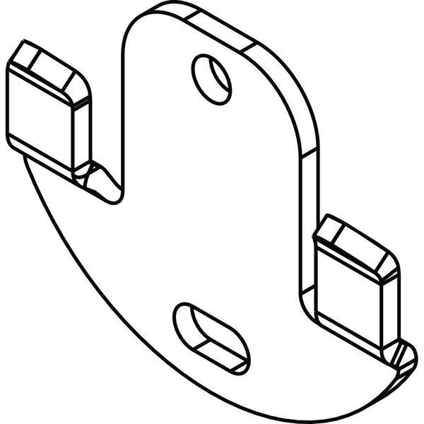 Delta Leland Accessory Mounting Hardware RP61600 21298896
