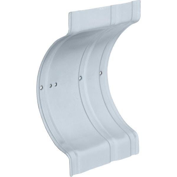 Delta Recessed Wall Clamp Zinc Plated RP71072