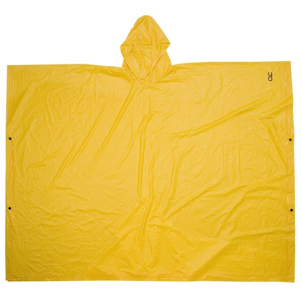 CLC Work Gear R10410 Yellow Poncho