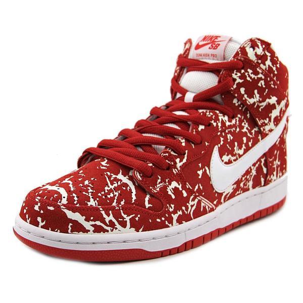 Nike Men's Dunk High Premium SB Canvas Athletic Shoes