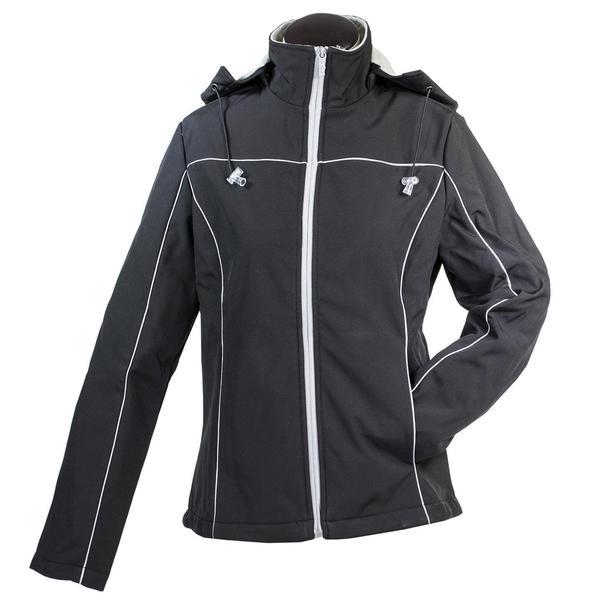 Totes Women's Bonded Fleece Soft Shell Jacket