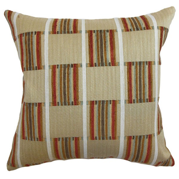 Resida Stripes Euro Sham Multi