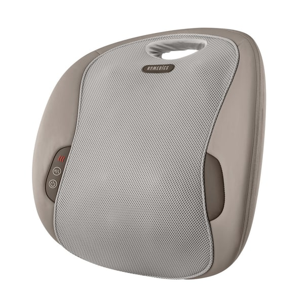 HoMedics MCSBK-350H Shiatsu Pro Back Massager + Heat
