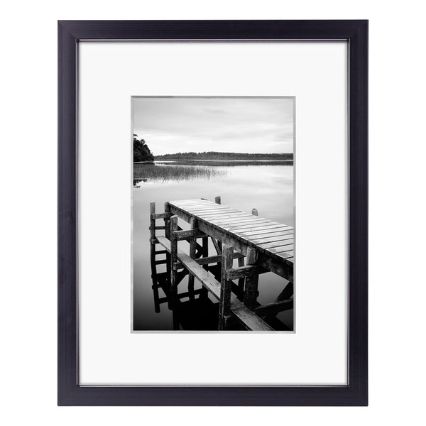 Black 8 x 10 Picture Frame