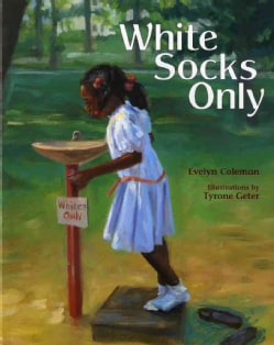 White Socks Only (Paperback)