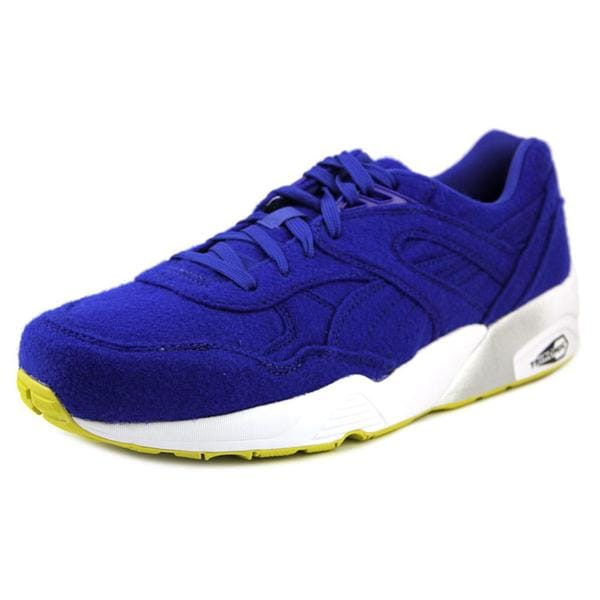 Puma Men's 'R698 Bright' Blue Rubber/Textile Athletic Shoes