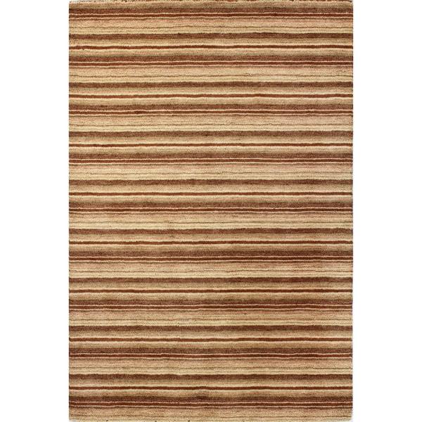Estrella Woven Wool Area Rug (5' x 8')