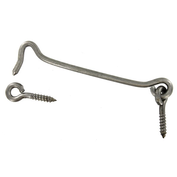 "Stanley S850-644 6"" Stainless Steel Hook & Eye Set 2-ct"